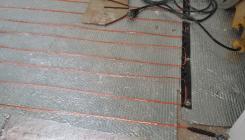 Электроподогрев пола,ремонт и строительство в Испаии регион Мурсия.